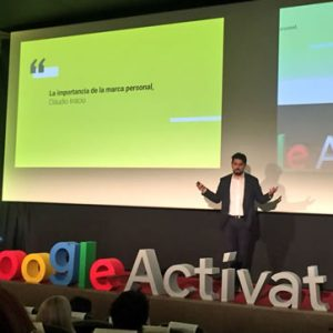 Claudio Inacio Google Talks